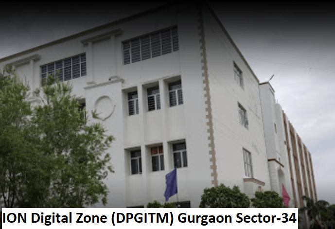 ion digital zone gurgaon sector-34